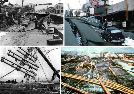 زلزله بخش پرنس ویلیامز سوند در آلاسکا – شدت 9.2 ریشتر – 27 مارس 1964