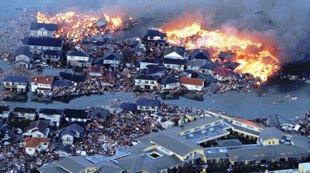 زلزله شهر سندای ژاپن – شدت 8.9 ریشتر – 11 مارس 2011