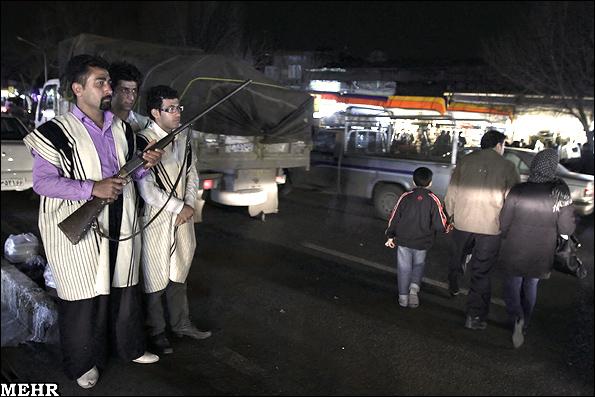 عکس های جشنواره آیین های نوروزی در تهران