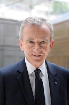 برنارد آرنالت – فرانسه – میزان دارایی 41 میلیارد دلار