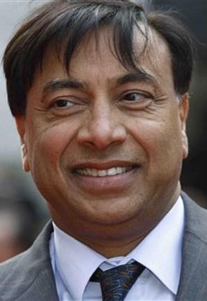 لاکشمی میتال – هند و انگلیس – میزان دارایی 31.1 میلیارد دلار