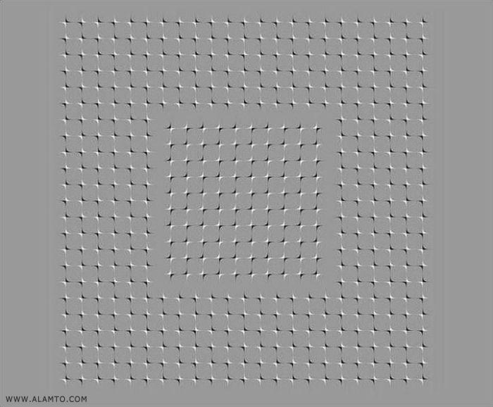عکس خطای دید جدید و دیدنی !
