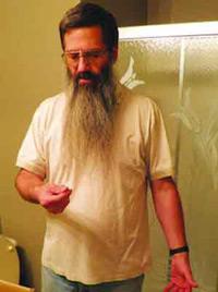 داستان جالب مرگ بن لادن و ریش های مرد آمریکایی!!