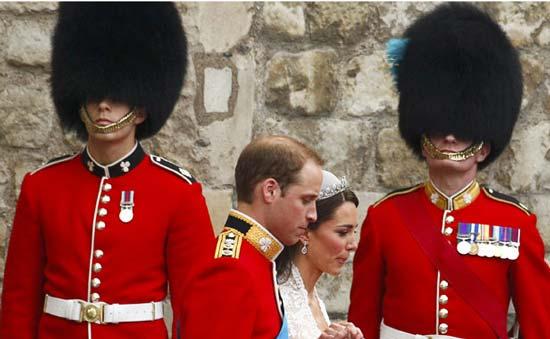 مراسم عروسی پرهزینه نوه ملکه انگلیس | www.Alamto.Com