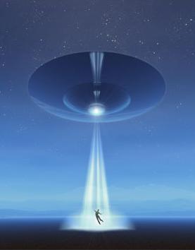 زنی که توسط موجودات فضایی باردار شده بود!! +عکس