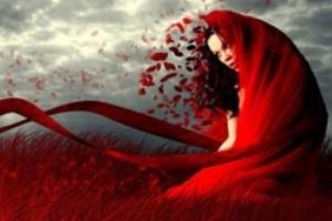 عریان شدن یک زن برای فرار از دست وهابیون