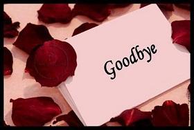 اس ام اس های عاشقانه با موضوع خداحافظی