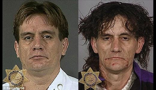 عکس: تاثیر مواد مخدر بر چهره معتادان! | www.Alamto.Com