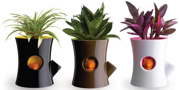 گلدان های بسیار جالب و خلاقانه +عکس | www.Alamto.Com