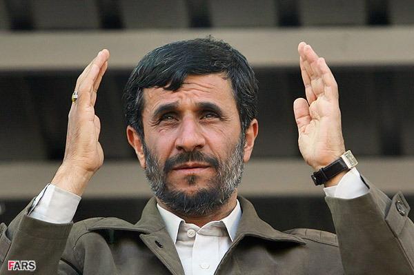 فروخته شدن کاپشن احمدی نژاد به قیمت 54 میلیون تومان !!
