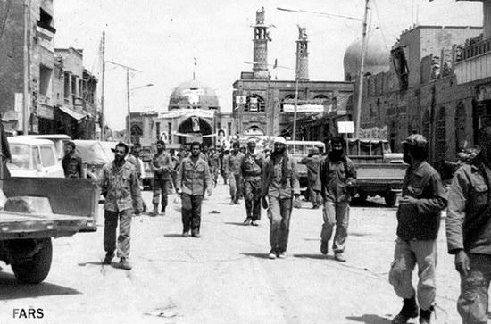 عکس هایی به مناسبت سالروز آزادی خرمشهر | www.Alamto.Com