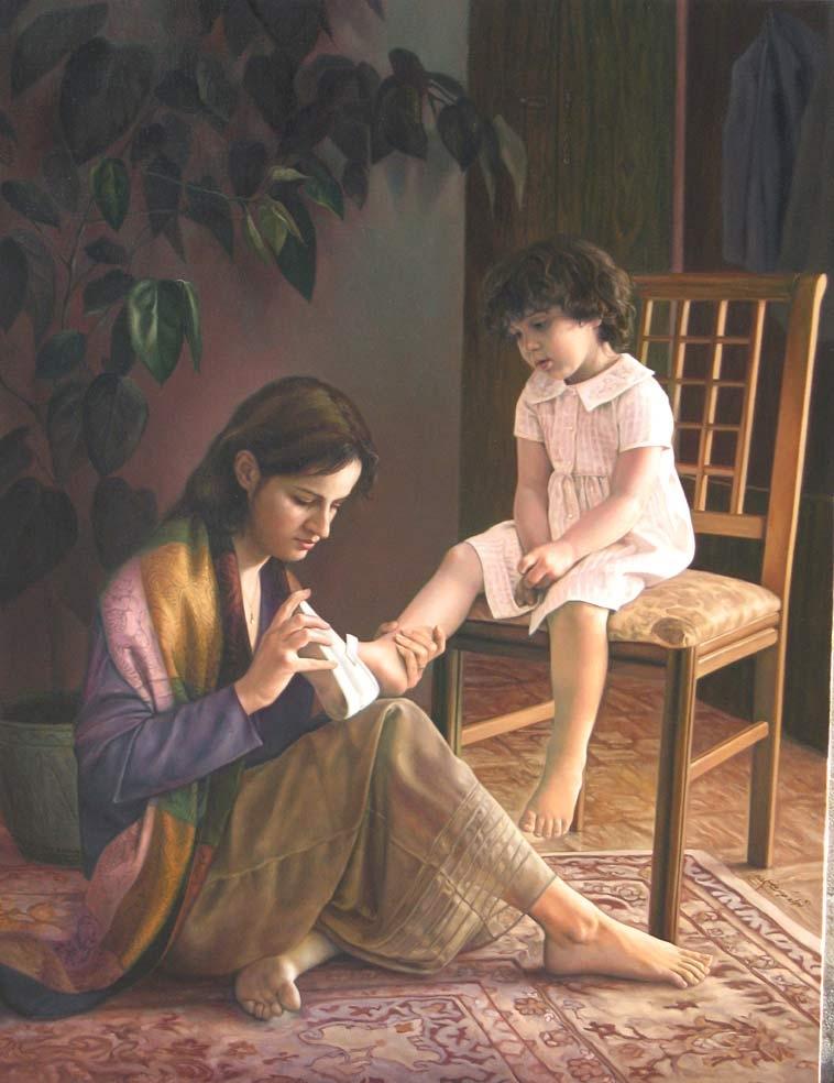 عکس پستال برای روز مادر 92