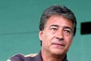 عیادت پروین ، عابدزاده و بسیاری از بزرگان فوتبال از ناصر حجازی