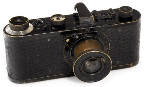 گران ترین دوربین عکاسی جهان (+عکس)