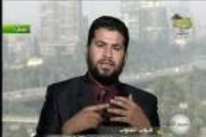 عذر خواهی فعال سیاسی مصری از مردم ایران | www.Alamto.com