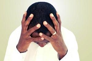 پشتمیزنشینی و سردرد