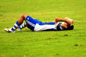 مرگ فوتبالیست جوان مشهدی بر اثر صاعقه