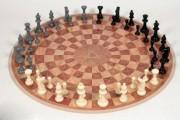 شطرنج سه نفره هم اختراع شد!! +عکس