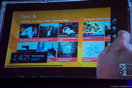 ویندوز 8 رسما معرفی شد +تصاویر | www.Alamto.Com