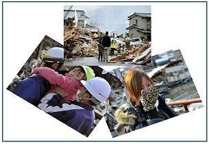 مقايسه رفتار مردم ژاپن در زلزله 9 ريشتري