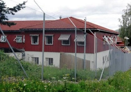 عکس های زندانی تازه تاسیس در اتریش و نروژ