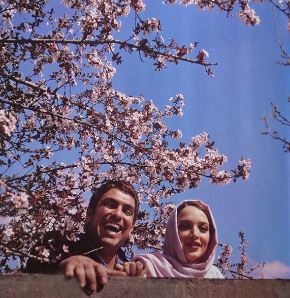 عکس های جدید از زوج هنرمند بهنوش طباطبایی و مهدی پاکدل | www.Alamto.Com
