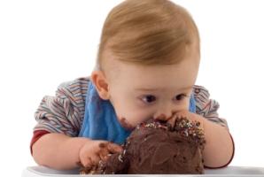 ١٥ اصل تغذیهای برای كودكان!