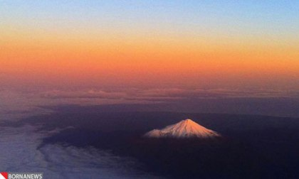 آتشفشان شیلی آسمان آرژانتین را طلا باران کرد! | www.Alamto.Com