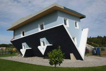 زندگی در عجیب ترین خانه های دنیا! +عکس | www.Alamto.Com