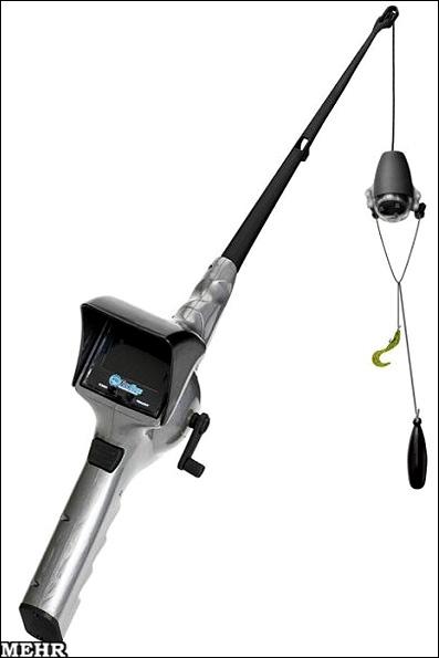 با LCD ماهیگیری کنید + عکس