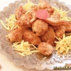 طرز تهیه خوراک مرغ و گردو
