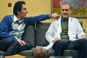 درباره سریال طنز «ساختمان پزشکان»