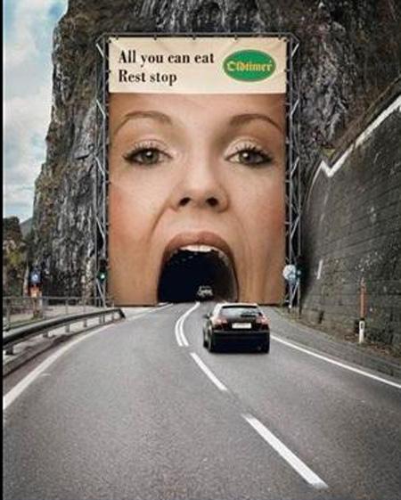 تبلیغات عجیب و غریب ( عکس) | www.Alamto.Com