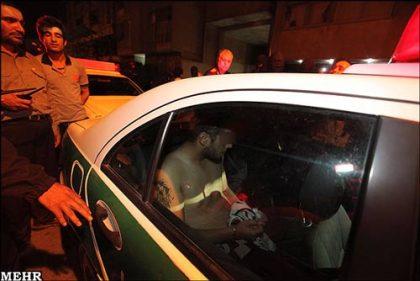 گزارش تصویری: اجرای طرح دستگیری اراذل و اوباش | www.Alamto.Com