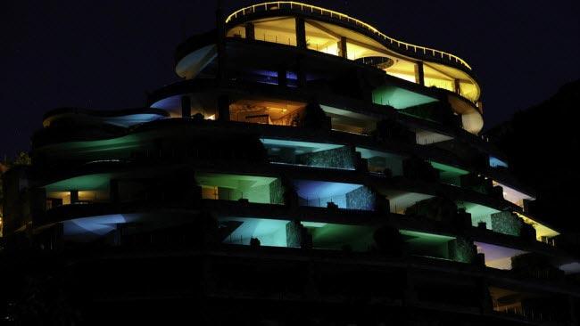 تصاویری از لوکس ترین و رویایی ترین هتل دنیا..