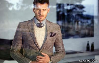 جدیدترین مدل های لباس مردانه - ست کامل