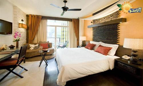 دکوراسیون جدید برای اتاق خواب