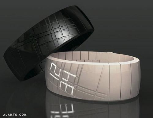 جدیدترین مدل های ساعت مچی مردانه - مدرن و خلاقانه