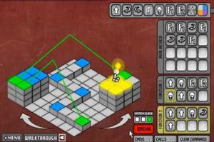 بازی معروف و محبوب Light Bot 2