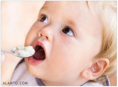 مواد غذایی ضروری برای رشد فرزند شما