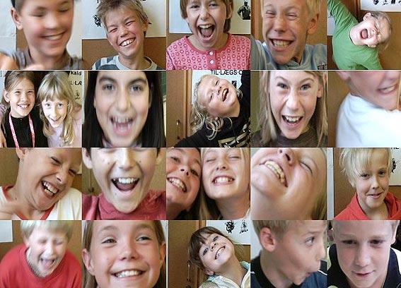 شگفتی های خنده : خنديدن با ديگران، درد را تسكين ميدهد
