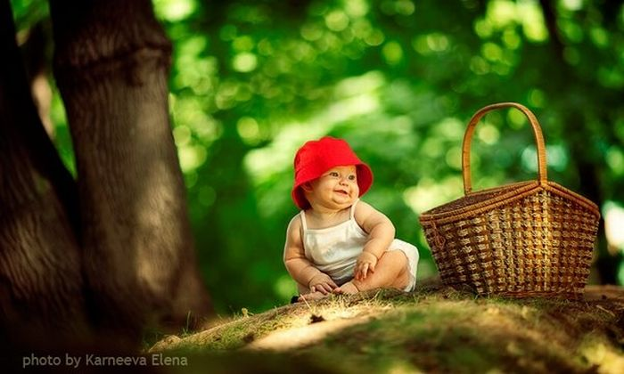 تصاویر فوق العاده زیبا از دنیای کودکان