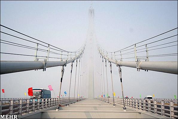طولانی ترین پل دنیا به طول 42 کیلومتر در چین + عکس ها