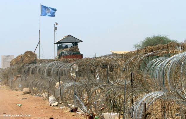 مرز سودان و جنوب سودان. مرز مشترک 2100 کیلومتر