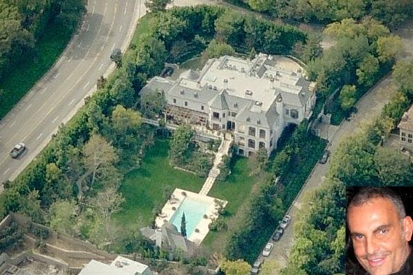عکس منزل شخصی هوبرت گوئز، اِد هاردی