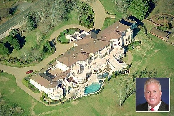 عکس منزل شخصی اسکات بوراف، منابع انرژی میلر