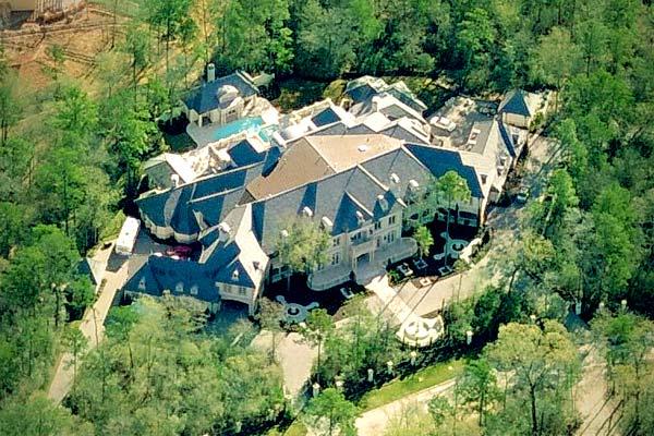 عکس منزل شخصی دنی اِسپنس، پروکورپ اَسوشیتز