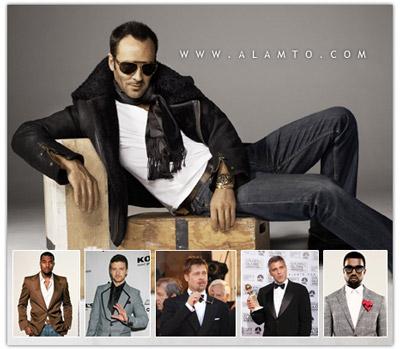 مدل لباس مردان هالییودی