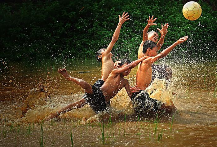 تصاویر ورزشی فوق العاده زیبا و دیدنی