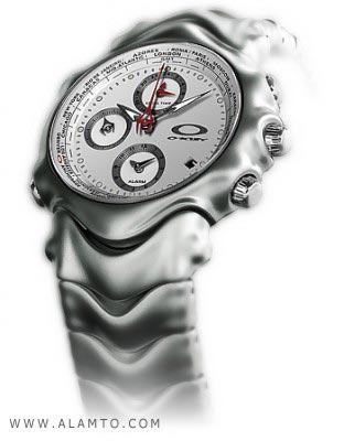Oakley برند برتر ساعت مچی برای مردان در سال 2011